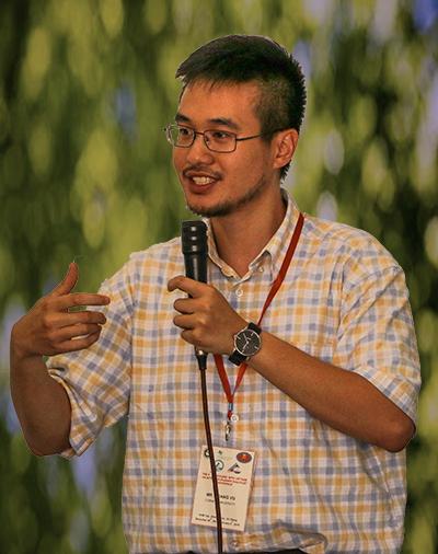 Vu Minh Hoang_speaker